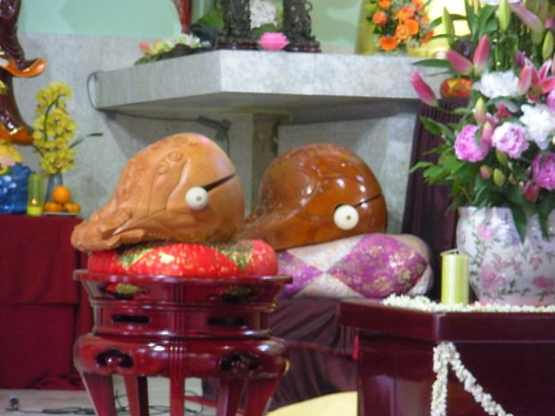 Commémoration du Wesak 2010 à la Pagode KHANH ANH d'Evry Pagode24