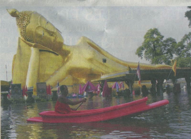 """Un Bouddha """"flotant"""" Temple10"""