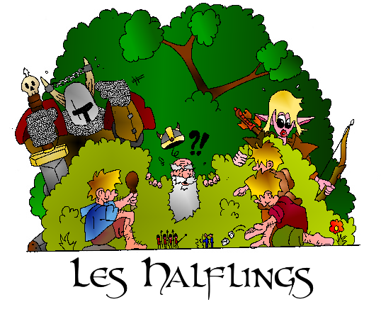 Forum des halflings