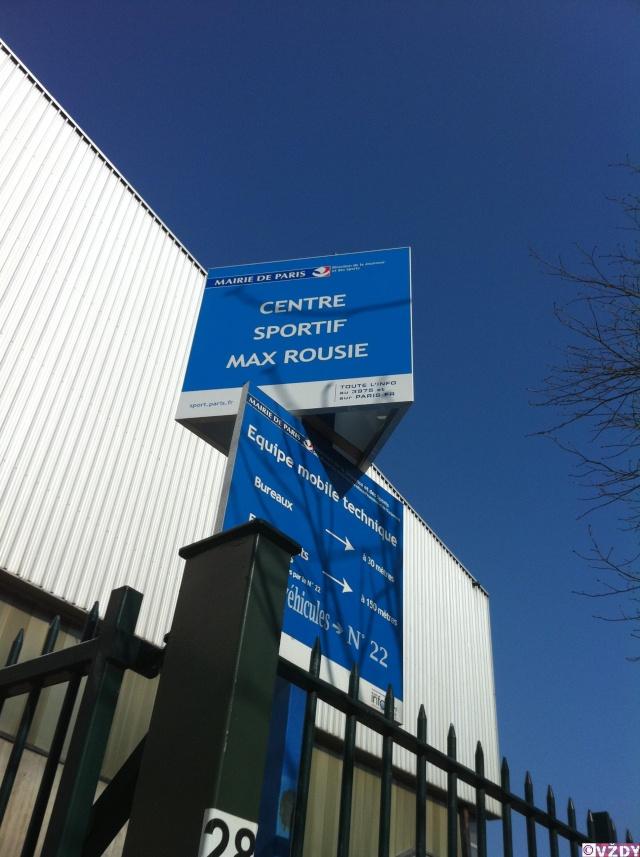 Stade Max Rousié Paris 17è, Porte de St Ouen Img_0210