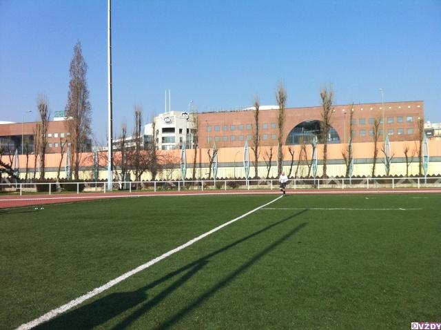 Stade Max Rousié Paris 17è, Porte de St Ouen Img_0215