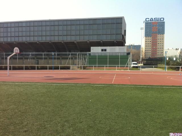 Stade Max Rousié Paris 17è, Porte de St Ouen Img_0216
