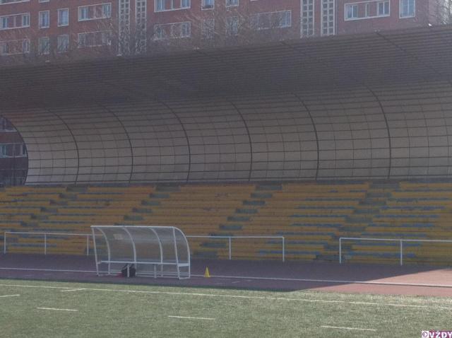 Stade Max Rousié Paris 17è, Porte de St Ouen Img_0218