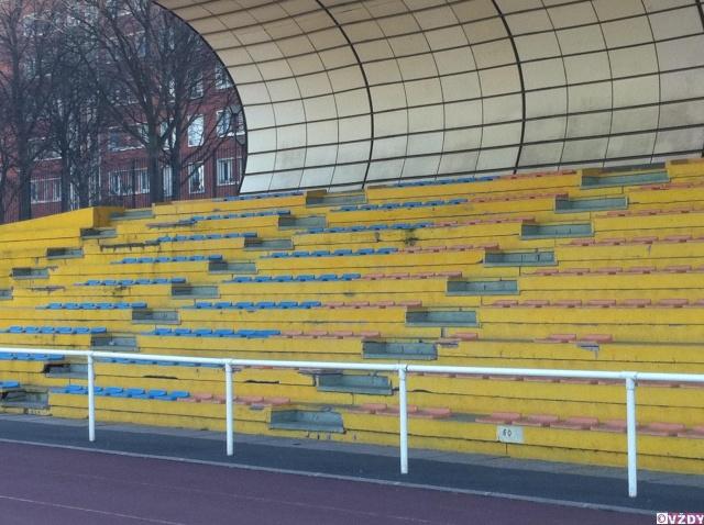 Stade Max Rousié Paris 17è, Porte de St Ouen Img_0219