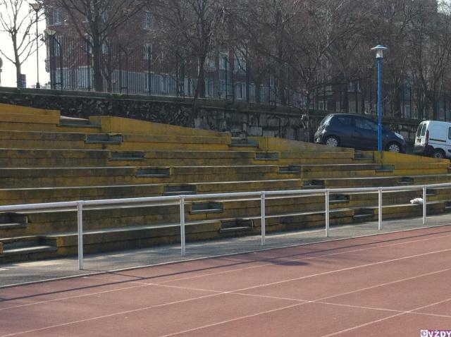 Stade Max Rousié Paris 17è, Porte de St Ouen Img_0221