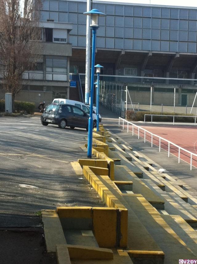 Stade Max Rousié Paris 17è, Porte de St Ouen Img_0223