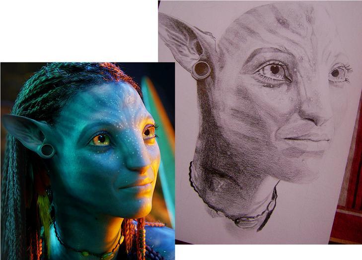 Dessin/portrait de vous ou votre cheval Avatar10