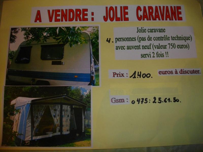 CARAVANE A  VENDRE  Jean-p10