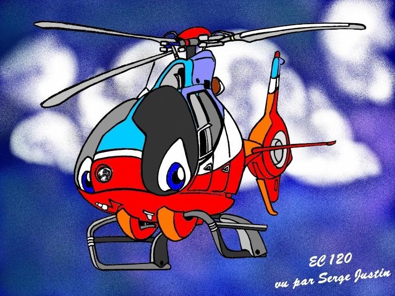 Les hélicos d'Eurocopter. Ec_12012