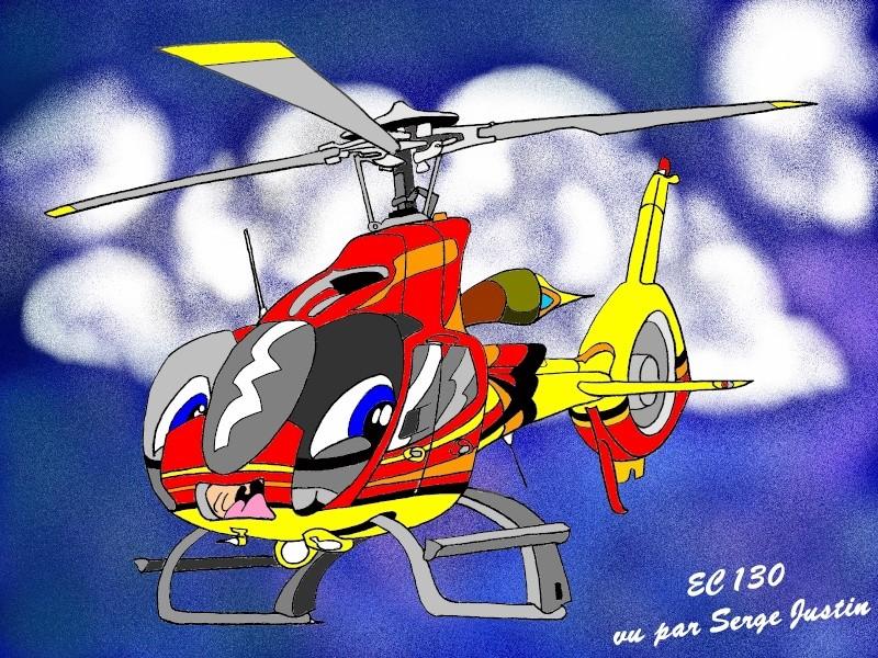 Les hélicos d'Eurocopter. Ec_13010