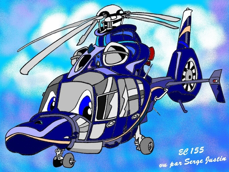 Les hélicos d'Eurocopter. Ec_15511