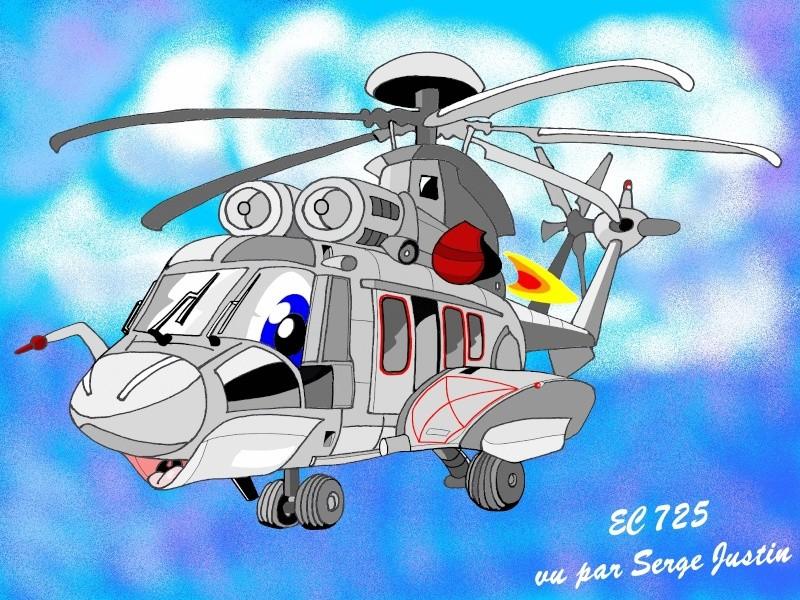 Les hélicos d'Eurocopter. Ec_72510