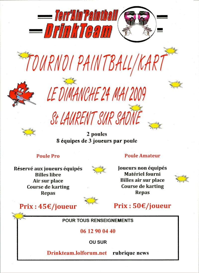 Spartiate team paintball - Portail Numari10