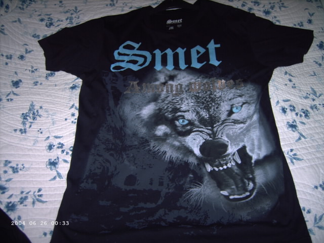 derniere acquisition Tshirt16