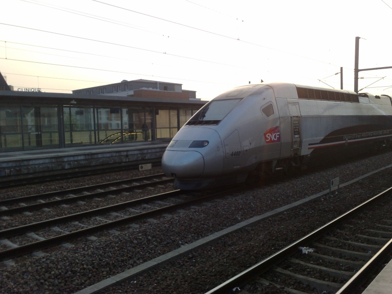 Commuting in Chelles 10052010