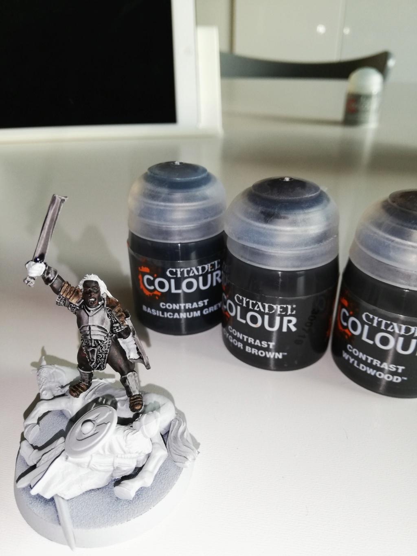 [Les combattants du Gouffre] Uruk chevaucheur de Rohirrim Img_2034