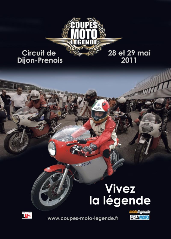 COUPES MOTOS LEGENDE 2011 Affich11