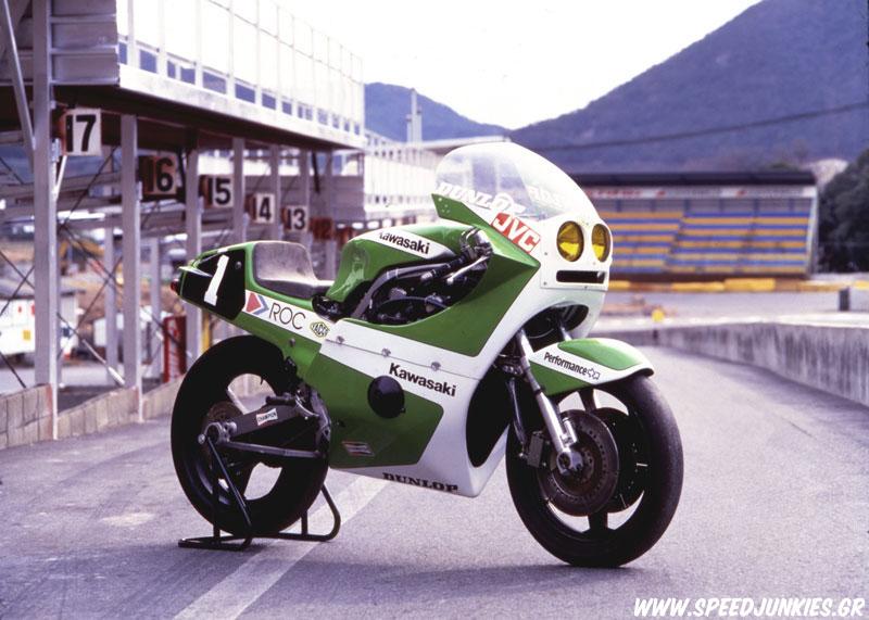 KAWASAKI KR 1983 ROC  Kr_210