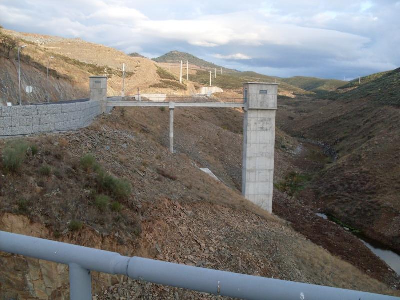 A Barragem das Olgas - Maçores (07/11/2008) Sdc10218
