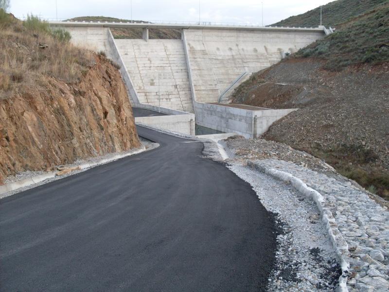 A Barragem das Olgas - Maçores (07/11/2008) Sdc10221