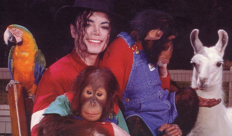 Collection MJ-Story : Michael et les animaux ^^ - Page 3 0810