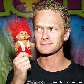 Les trolls au cinéma Barney10