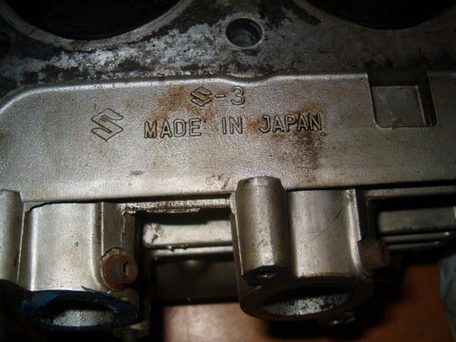 Culasse usine GS1000 00111