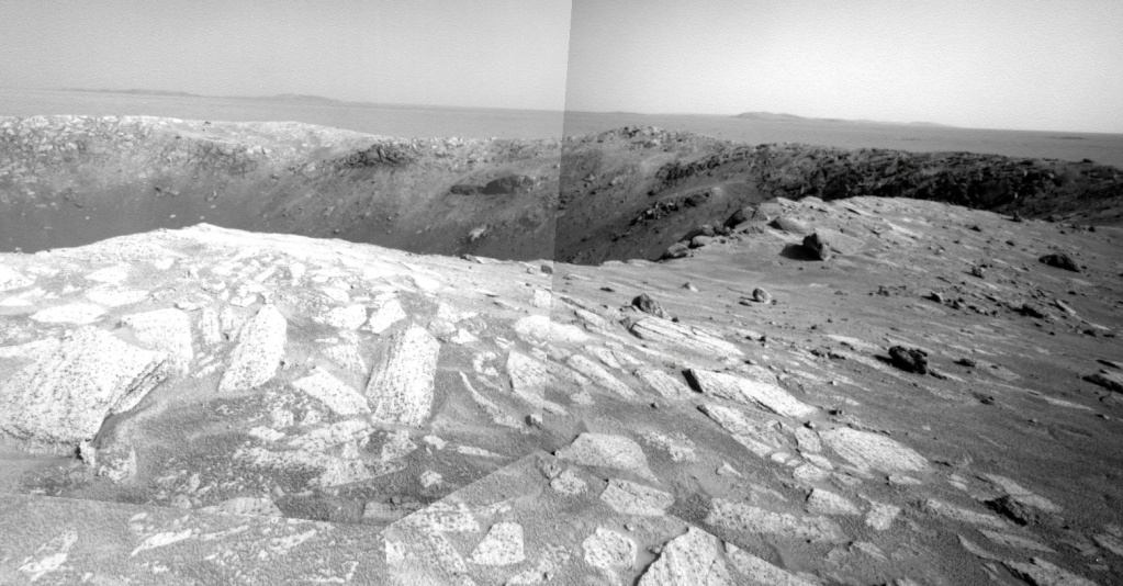 Opportunity va explorer le cratère Endeavour - Page 10 Image111