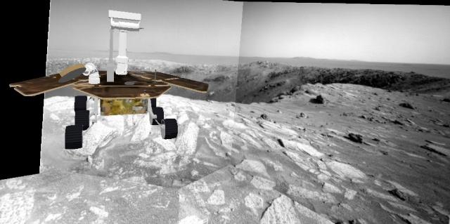 Opportunity va explorer le cratère Endeavour - Page 10 Image114