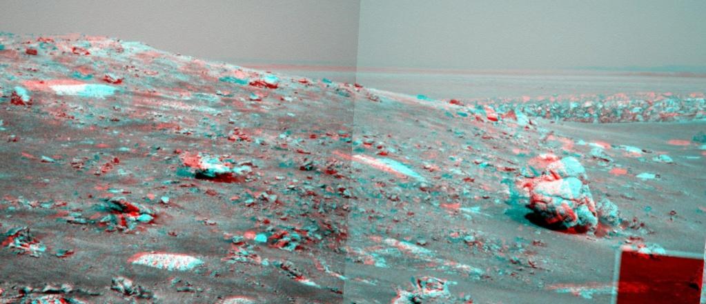 Opportunity va explorer le cratère Endeavour - Page 10 Image810