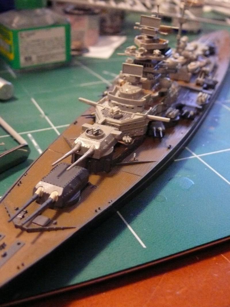DKM Tirpitz 1/700 110