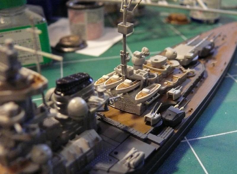 DKM Tirpitz 1/700 210