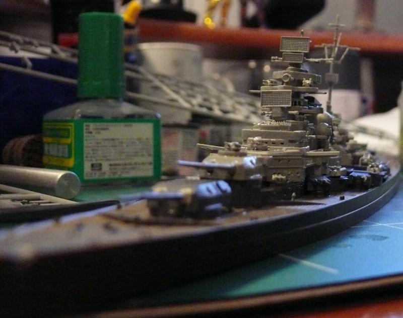 DKM Tirpitz 1/700 310