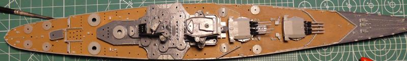 Maquette du cuirassé Jean Bart 1/700 Trumpeter - Page 3 3810