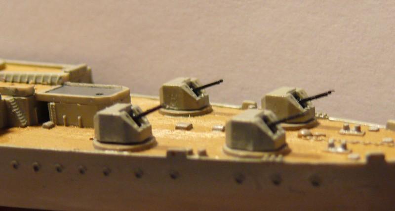 Maquette du cuirassé Jean Bart 1/700 Trumpeter - Page 4 4810