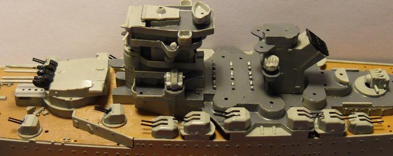 Maquette du cuirassé Jean Bart 1/700 Trumpeter - Page 4 4910