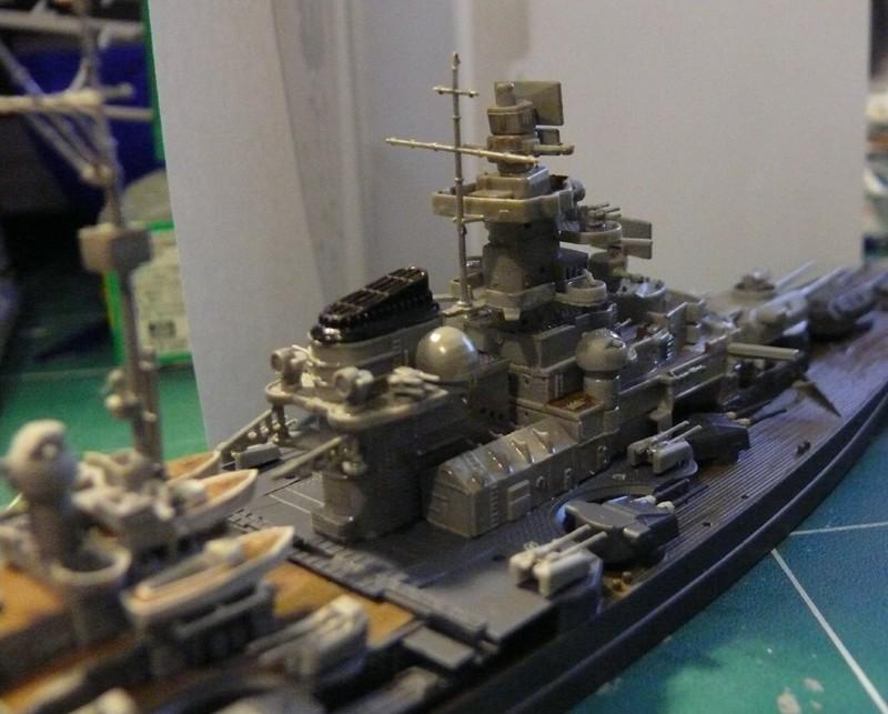 DKM Tirpitz 1/700 510