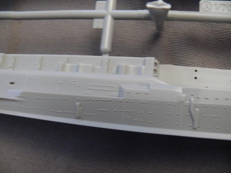 IJN AKAGI 1/700 Fujimi (nouveau moule) A110