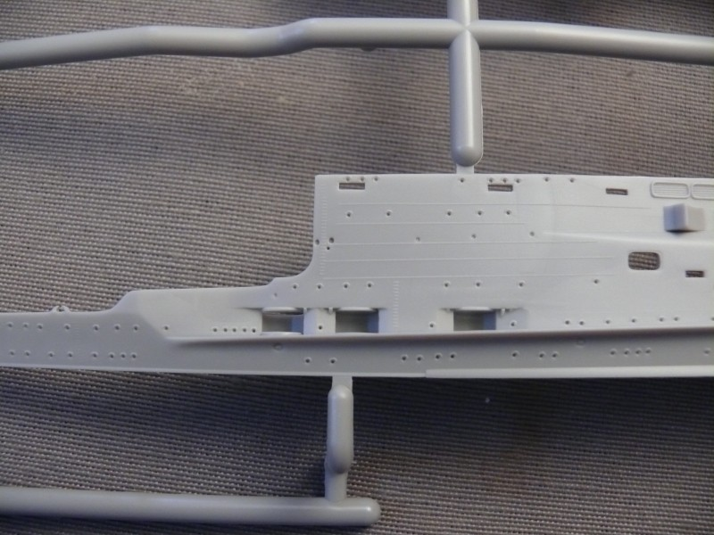 IJN AKAGI 1/700 Fujimi (nouveau moule) A210