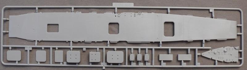 IJN AKAGI 1/700 Fujimi (nouveau moule) B010