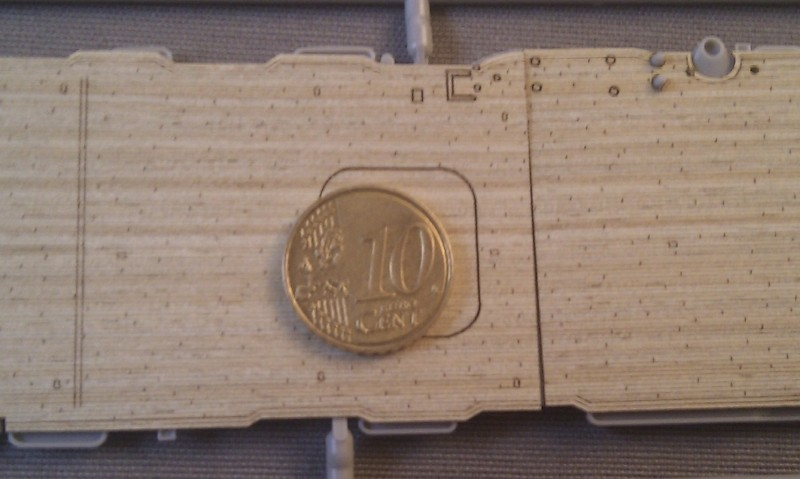 IJN AKAGI 1/700 Fujimi (nouveau moule) B610