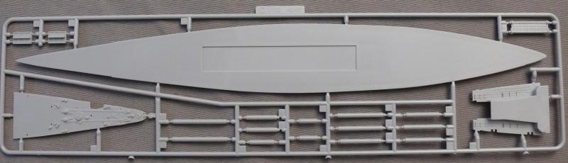 IJN AKAGI 1/700 Fujimi (nouveau moule) C010