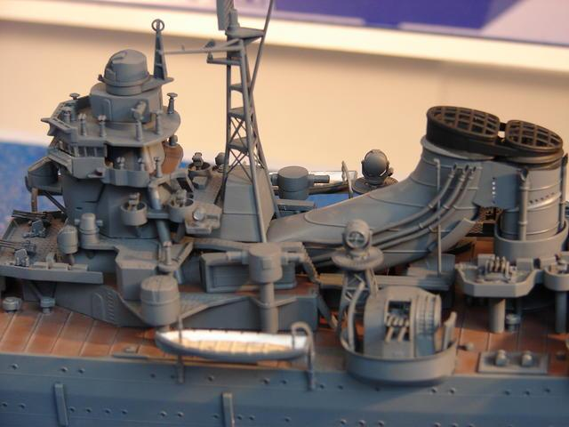 Le MOGAMI : Croiseur Japonais transporteur d'hydravions au 700ème Mogami13