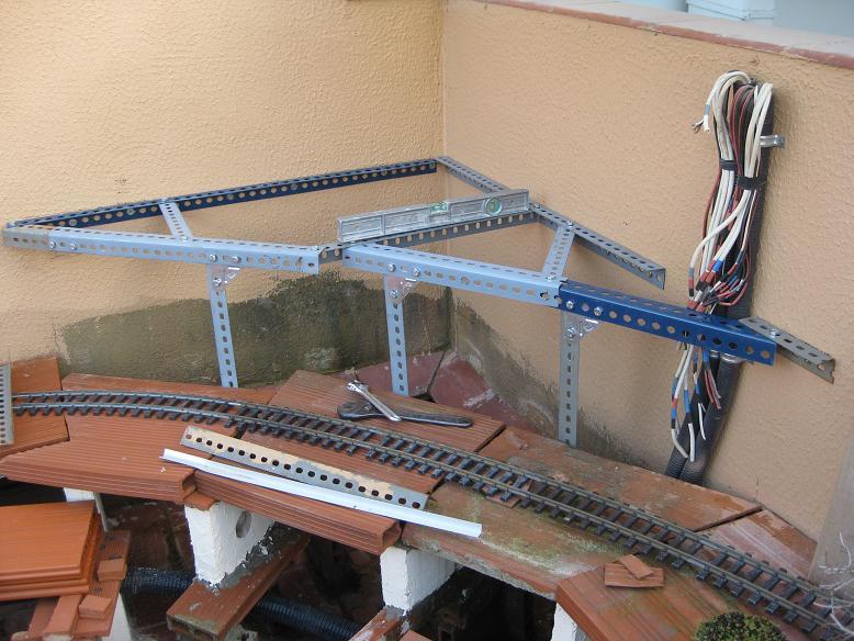 Construcció d'una rotonda i el seu pont giratori-(FFCC de la Terrassa) 1_1015