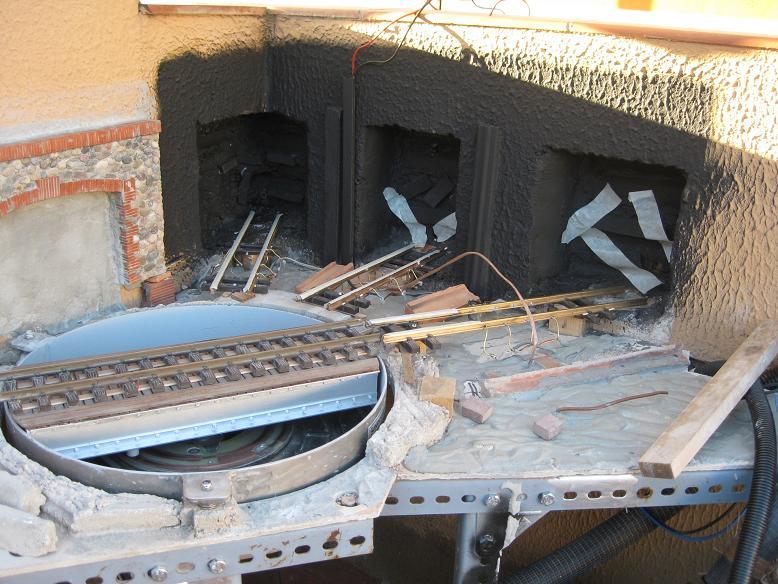 Construcció d'una rotonda i el seu pont giratori-(FFCC de la Terrassa) 1_7111