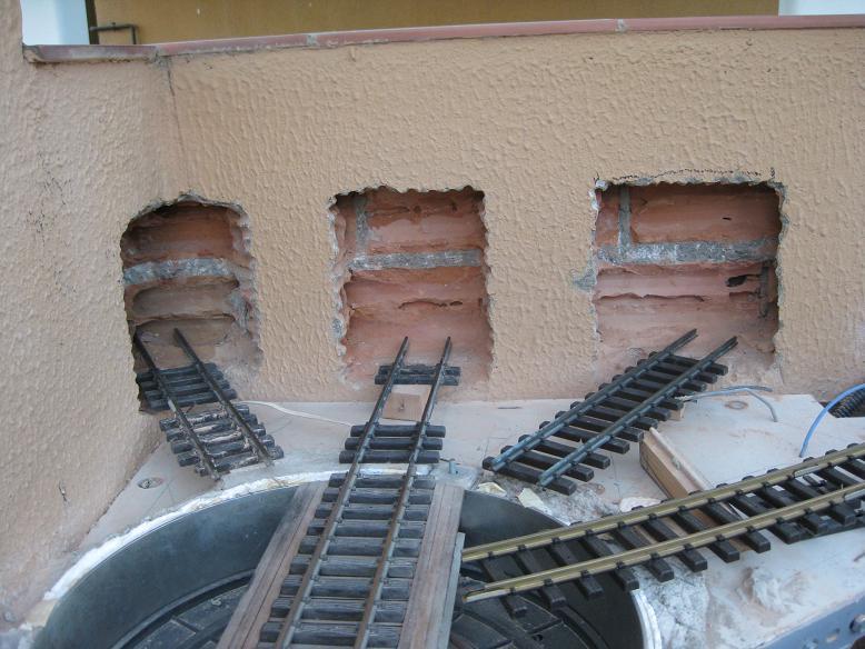 Construcció d'una rotonda i el seu pont giratori-(FFCC de la Terrassa) A_111