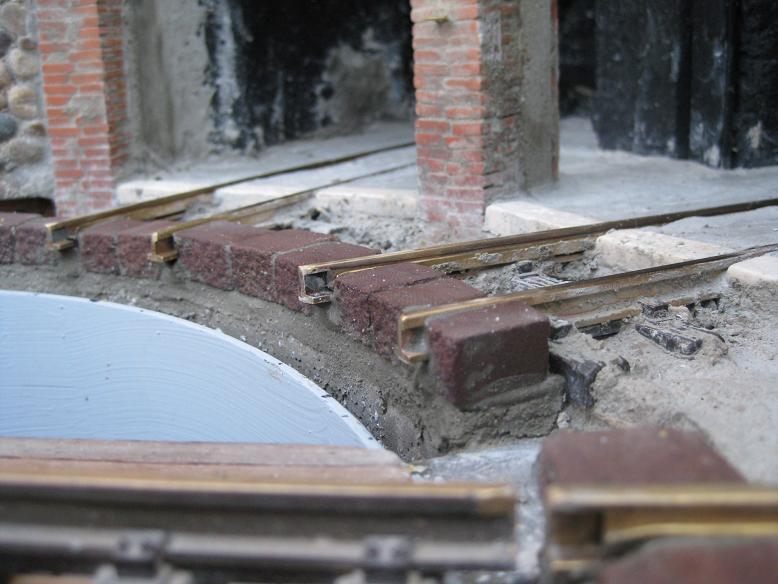 Construcció d'una rotonda i el seu pont giratori-(FFCC de la Terrassa) A_613