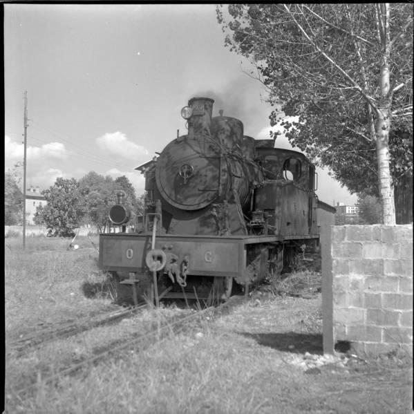 El tren d'Olot-Girona Fc310