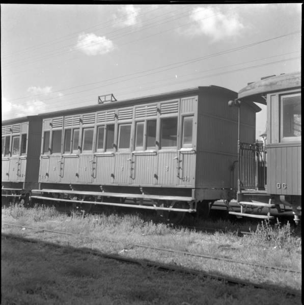 El tren d'Olot-Girona Fc410