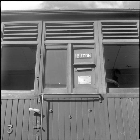 El tren d'Olot-Girona Fc710